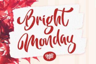 Bright Monday Script