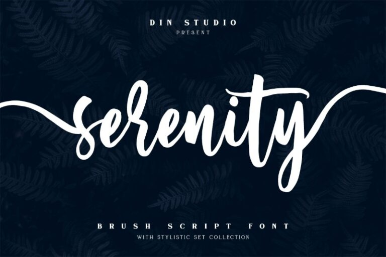 Preview image of Serenity Script