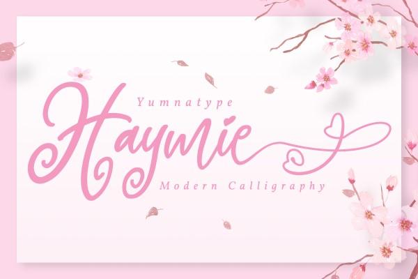 Preview image of Hayme Script