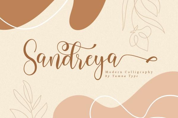 Preview image of Sandreya Script