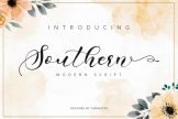 Last preview image of Southern Script