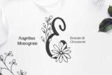 Last preview image of Angelina Monogram