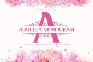 Aqueela Monogram