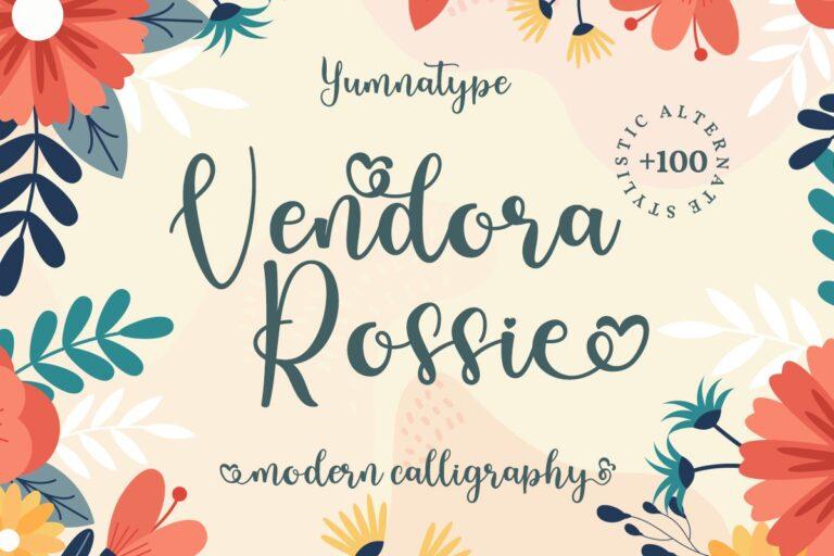 Preview image of Vendora Rosie