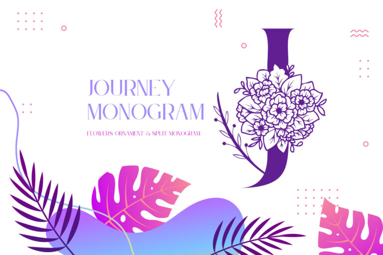 Preview image of Journey Monogram