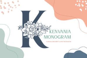 Kenvania Monogram