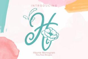 Hayme Monogram