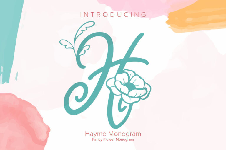 Preview image of Hayme Monogram