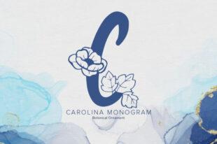Carolina Monogram
