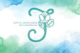 Last preview image of Joyful Monogram