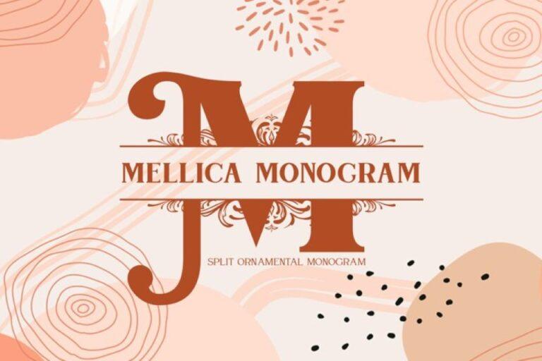 Preview image of Mellica Monogram
