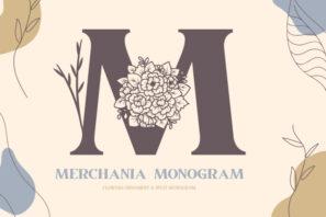 Merchania Monogram