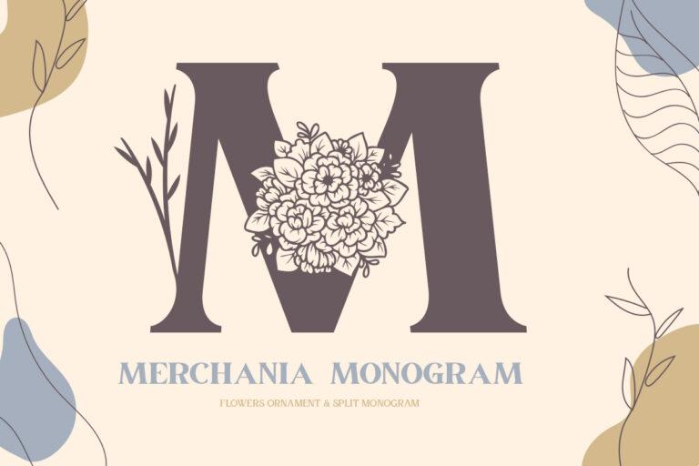 Preview image of Merchania Monogram