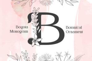 Bogota Monogram