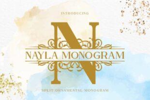 Nayla Monogram