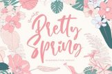 Last preview image of Pretty Spring