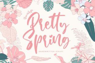 Pretty Spring