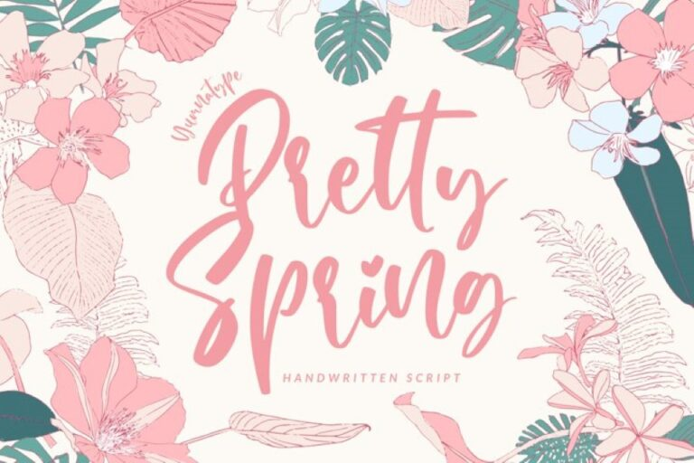 Preview image of Pretty Spring