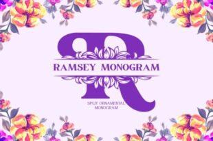 Ramsey Monogram