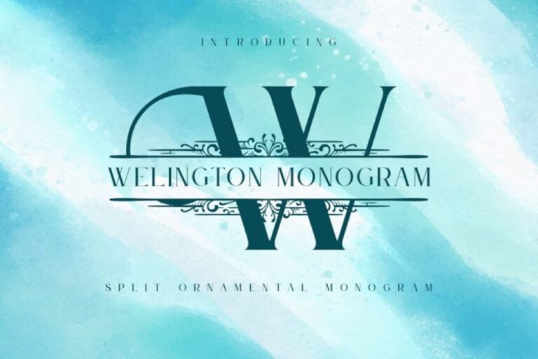 Preview image of Welington Monogram