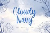 Last preview image of Cloudy Wavy