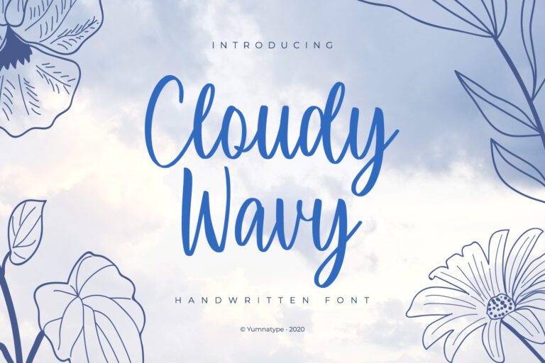 Preview image of Cloudy Wavy