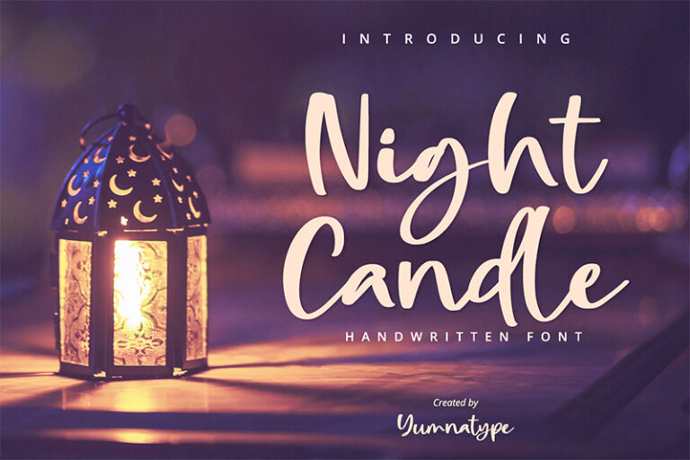 Preview image of Night Candle
