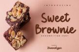 Last preview image of Sweet Brownie
