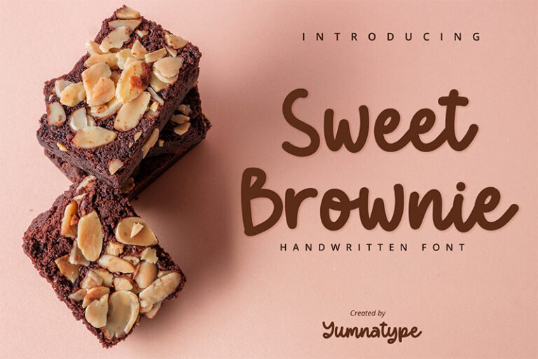 Preview image of Sweet Brownie