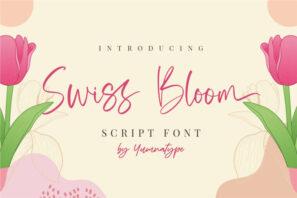Swiss Bloom