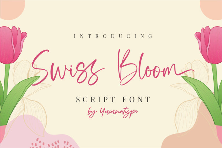 Preview image of Swiss Bloom