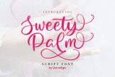 Last preview image of Sweety Palm