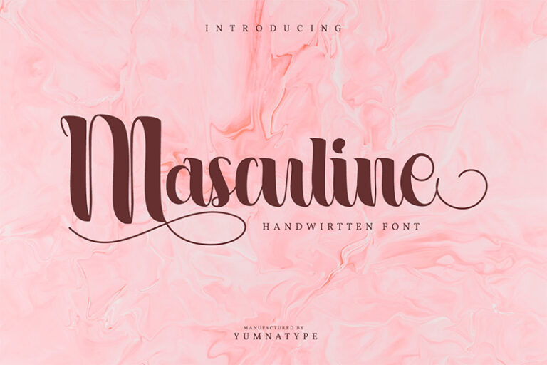 Preview image of Masculine