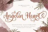 Last preview image of Angelin Heart