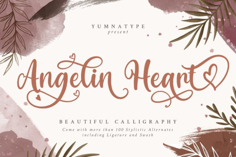 Preview image of Angelin Heart